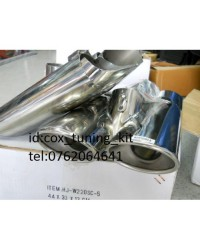 ornament toba inox mercedes-benz s-class